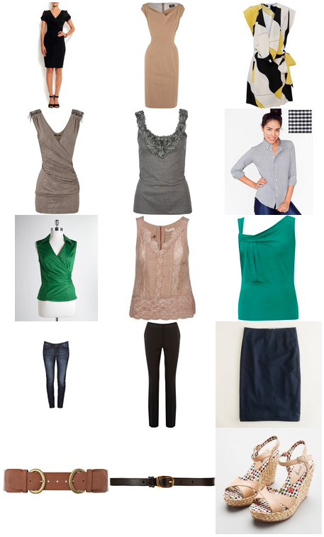 what to wear engagement photos, polyvore collection, girl with large breasts