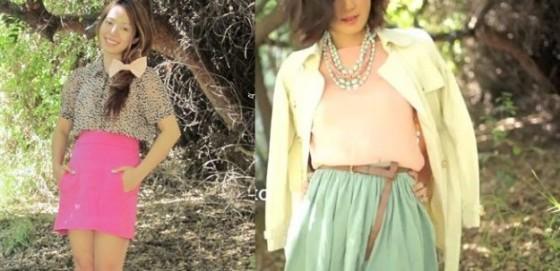 Harry Potter Inspired Fashion - Luna Lovegood