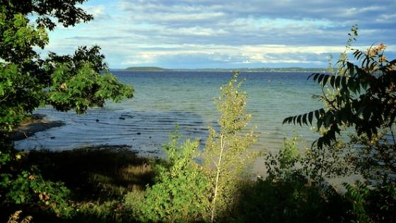 Grand Traverse Bay, Lake Michigan, Traverse City, Michigan Travel