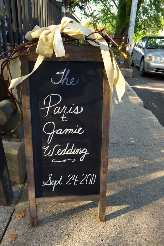Paris and Jamie wedding, Northport Michigan, Willowbrook Mill