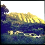 koolau mountains, Hakipuu, Johnson Road Oahu, Living in Oahu, Living in Hawaii