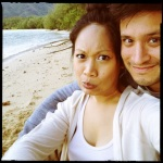 Kualoa Beach Park, Nate and Mae, Windward Oahu