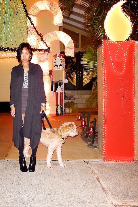 thereafterish, ootd, asian street style, hawaii street style, wrap drape cardigan, Sam Edelman Zoe